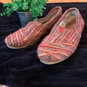 Colorful TOMS